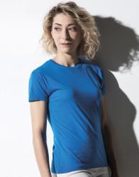 Nakedshirt Tricou Bella L Kelly Green