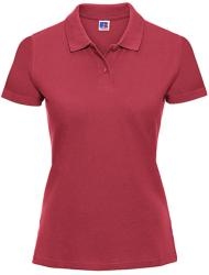 Russell Tricou Polo Addison M Classic Red