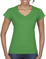 Gildan Tricou V-neck Olivia XXL Irish Green