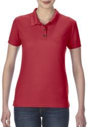 Gildan Tricou Polo Phoebe XXL Red