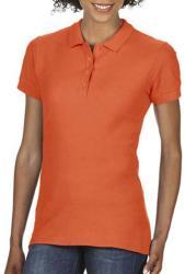 Gildan Tricou Polo Tasha L Orange