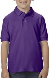 Gildan Tricou Polo Quinn Purple S (134/140cm)
