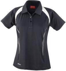 Spiro Tricou Polo Kate L Black/White