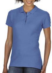 Gildan Tricou Polo Zoe S Flo Blue