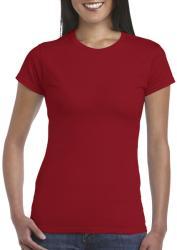Gildan Tricou Laurentia S Cherry Red