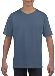 Gildan Tricou Casey Indigo Blue XL (164/176cm - 12/14ani)