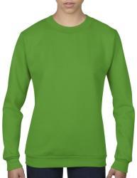 David Corral Bluza Fashion Crewneck S Green Apple