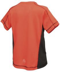 Regatta Activewear Tricou Apollo Classic Red/Black 12-13 ani(158cm)