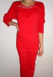 KNOX Pijama Catalina XL Rosu