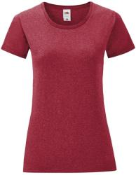 Fruit of the Loom Tricou Darla XS Heather Red