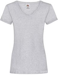 Fruit of the Loom Tricou Matilde XS Heather Grey