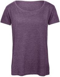 B&C Tricou Tiffany S Heather Purple