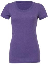 Bella Tricou Lorenza L Purple Triblend