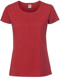 Fruit of the Loom Tricou Jenna L Red