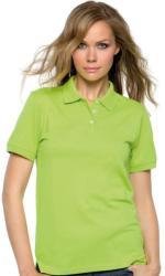 Kustom Kit Poloshirt Kate L Lime