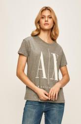 Emporio Armani - T-shirt - szürke L - answear - 16 990 Ft