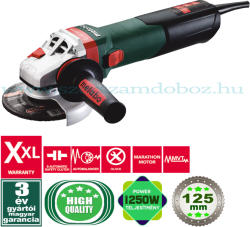 Metabo W 12-125 Quick (600436002)