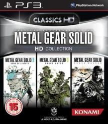 Konami Metal Gear Solid HD Collection (PS3)