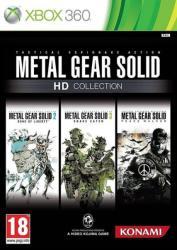 Konami Metal Gear Solid HD Collection (Xbox 360)
