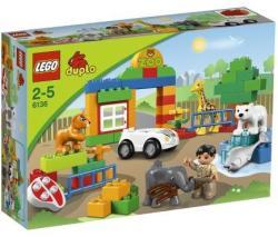 LEGO Duplo - Első Állatkertem (6136)