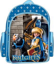 Paxos Playmobil Ghiozdan pentru gradinita - Cavaleri (PX150411)