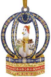 Santoro Ornament de brad Craciun Baubles Om de zapada (BL009)