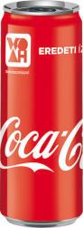 Coca-Cola dobozos (0,25l)