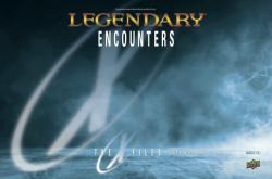 Upper Deck Legendary Encounters: The X-files Deck Building Game - angol nyelvű