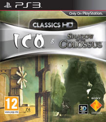 Sony Ico & Shadow of the Colossus [Classics HD] (PS3)