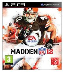 Electronic Arts Madden NFL 12 (PS3)