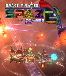 MinMax Games SPAZ Space Pirates and Zombies 2 (PC)