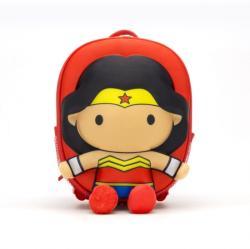 Ridaz Ghiozdan pentru copii, model Wonder Woman, Ridaz (91109P-WW-POLY)