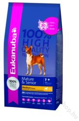 Eukanuba Mature Senior Small & Medium Breed 15kg