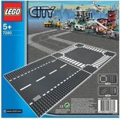 LEGO CITY - Sine drepte si curbe (7896)
