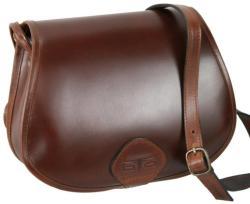 Blazek&Anni Közepes méretű Blazek bőr vadász táska (BA-9157/AM)