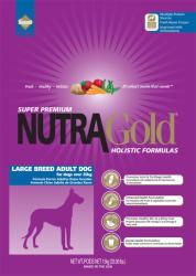 NutraGold Holistic Adult Large Breed 15kg