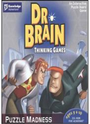 Dr Brain Dr Brain Thinking Games Puzzle Madness (PC)