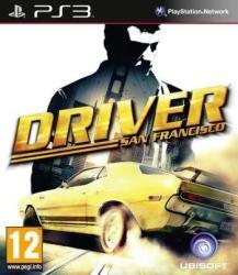 Ubisoft Driver San Francisco (PS3)