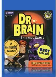 Sierra Dr. Brain I.Q. Adventure (PC)