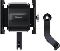 Baseus Suport Telefon pentru Bicicleta din metal Baseus Knight Black (CRJBZ-01)