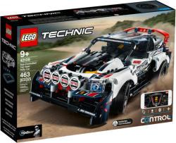 LEGO Technic - Applikációval irányítható Top Gear raliautó (42109)