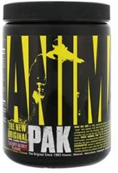 Universal Nutrition Complex Vitamine Animal Pak Pudra 14 portii 99 grame Cherry Berry