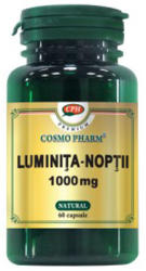 Cosmo Pharm Supliment alimentar Luminița Noptii 1000 mg, Cosmopharm, 60 cpr