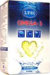 Lysi Omega 3, Lysi, 80cps