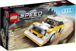 LEGO Speed Champions - Audi Sport Quattro S1 (76897)