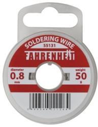 Fahrenheit Fludor 0.8mm 50g cositor Fahrenheit (55131)