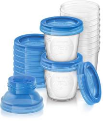 Philips Avent Recipiente pentru stocarea laptelui matern Avent