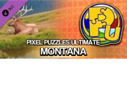 The Digital Puzzle Company Jigsaw Puzzle Pack Pixel Puzzles Ultimate Montana (PC)