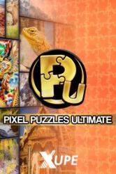 The Digital Puzzle Company Jigsaw Puzzle Pack Pixel Puzzles Ultimate Santa (PC)