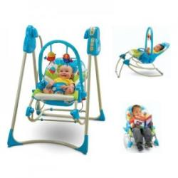 Fisher-Price Swing 'n Rocker - Leagan 3in1 (P6948)